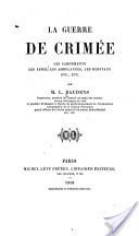 La guerre de Crimée : les campements, les abris, les ambulances, les hôpitaux par Lucien Baudens 1858. | L'écho d'antan | Scoop.it