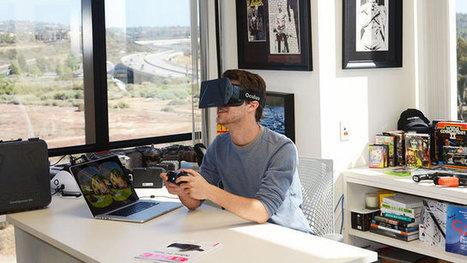 Oculus Rift's resolution challenge and start up hardware hurdles - Polygon | Oculus rift | Scoop.it