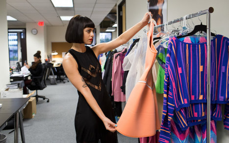 Nasty Gal, an Online Start-Up, Is a Fast-Growing Retailer | Fashion Technology Designers & Startups | Scoop.it