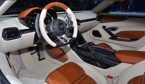 Asterion primul Lamborghini hibrid lansat la Mondial de l'Automobile | Auto fans | Scoop.it
