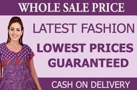 Ladies Designer Kurtis - Designer Fancy Kurti tunic tops wholesale suppliers | KURTIS | Scoop.it