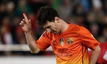 Lionel Messi eclipses Pelé with 76th goal of year in Barcelona victory   Deportes   Scoop.it