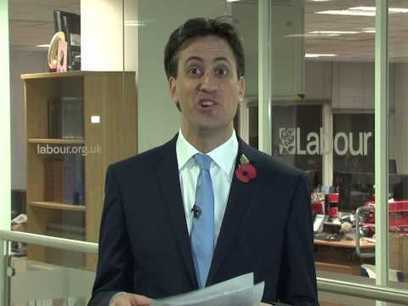 WATCH: Ed Miliband's Dad Killed My Kitten | Culture, Humour, the Brave, the Foolhardy and the Damned | Scoop.it