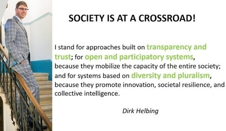 Society is at a crossroad | CxAnnouncements | Scoop.it