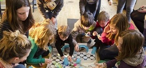 Enfants et technologie : ces lieux qui encouragent la création plutôt que la consommation | Cabinet de curiosités numériques | Scoop.it