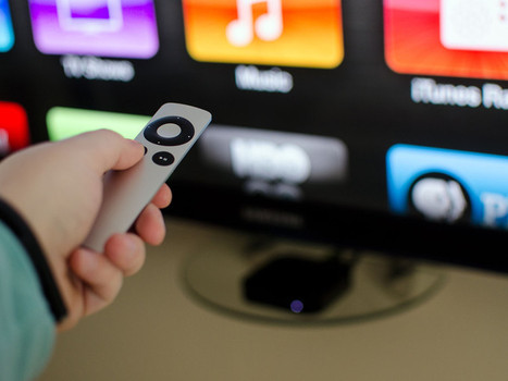 Apple TV remote: 7 amazing shortcuts you need to know! | Technology | Scoop.it