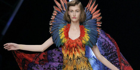 Savage Beauty Comes To London | Everything & All | Scoop.it