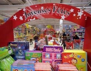 Dans les coulisses des rayons jouets de Noël - Toulouse ... - LaDépêche.fr | B Kids France | Scoop.it