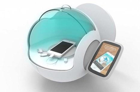 Pourquoi Bubbles veut équiper les villes de chargeurs de téléphone | Nantes, communication point de vente, expérience magasin, événementiel entreprise, | Scoop.it