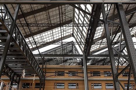 Halle Pajol : bienvenue dans l'ère solaire | Vacuité | Scoop.it