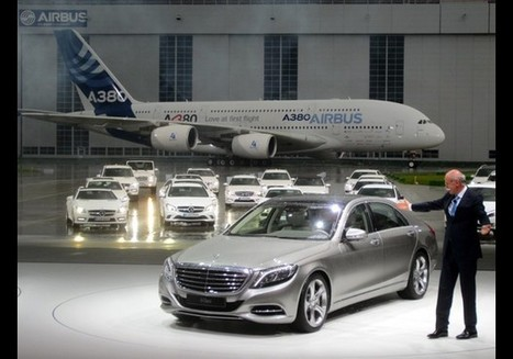 2014 Mercedes-Benz S-Class Overwhelms With Innovations | Mercedes Benz | Scoop.it