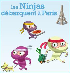 Les Ninjas débarquent à Paris   Emploi Industrie   Scoop.it