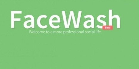 Facewash : un profil Facebook propre comme un sou neuf | Mnemosia: Graphics, Web, Social Media | Scoop.it