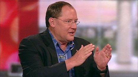 John Lasseter on how to direct an animated film - BBC News | talkPrimaryAnimation | Scoop.it