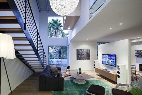 TLV Duplex by Blatman Cohen Architecture / Israel | Architecture and Interior Design | Scoop.it