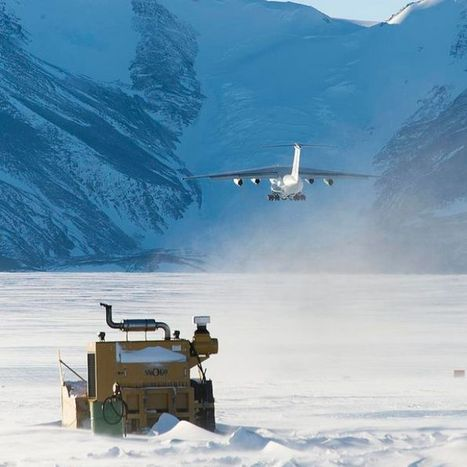 The Arctic, Antarctic and geopolitical manoeuvring | VCE Geography | Scoop.it