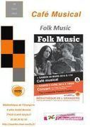 "Café Musical ""Folk Music"" (2014) 