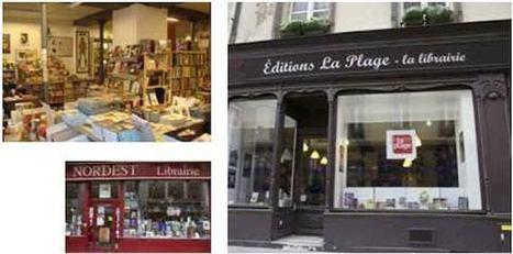 Le Quartier latin et la préservation de ses commerces culturels | Paris pepites | Scoop.it