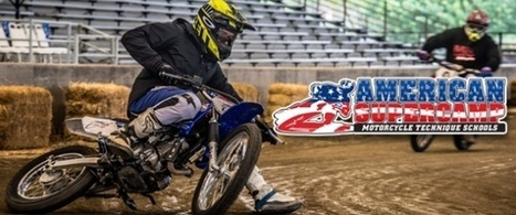 New American Supercamp Added at Industry | California Flat Track Association (CFTA) | Scoop.it
