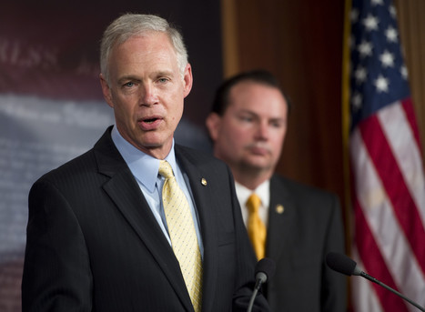 Ron Johnson Accuses Group Fighting Climate Change Of 'Environmental Jihad' - Huffington Post | Agriculture | Scoop.it