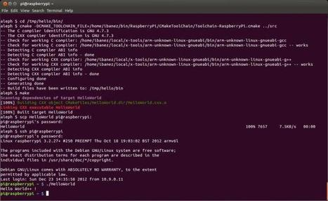 The Kitware Blog - Cross-Compiling for Raspberry Pi | Raspberry Pi | Scoop.it