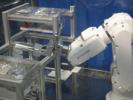 Un robot pour prendre soin de 30000 souris | Civilisation 2.0 | Scoop.it