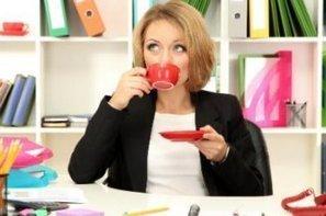 Manger au bureau stresse et rend moins créatif | Productivité et santé au travail | Scoop.it