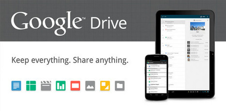 Google Drive official: 5GB of free storage, business-focused approach (video) | Nerd Vittles Daily Dump | Scoop.it