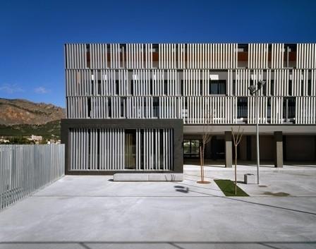 Ceip Rincón De Bonanza  / MACLA Arquitectos | Sitios interesantes de Arquitectura | Scoop.it