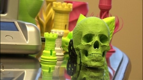 3D printing changes future of manufacturing | AllThings3D | Scoop.it