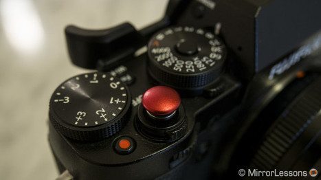 Get a grip on the Fujifilm X-T1! – Review of the Lensmate Thumb Rest & Lolumina Soft Button | Fujifilm X Series | Scoop.it