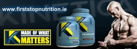 Role of Protein in Building Muscles | First Stop Sports Nutrition | Scoop.it