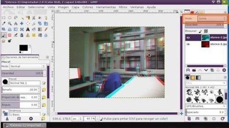 Tutorial para hacer tus propias fotos 3D | Conectar Igualdad | TIC, educación y aprendizaje en un mundo hiperconectado | Scoop.it
