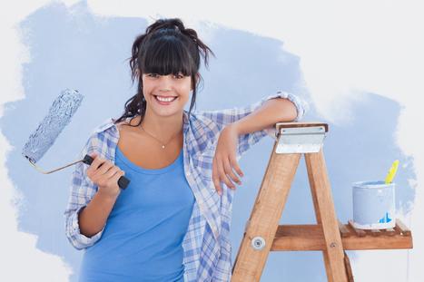 Les outils indispensables pour peindre - RTL.fr | Décoration et Peinture | Scoop.it