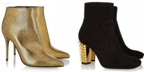 Ankle Boots Mania! Stivaletti che passione, ma quali scegliere? | Moda Donna - sfilate.it | Scoop.it