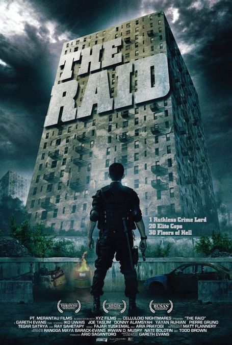The Raid, la bombe du cinéma d'action venue d'Indonésie | I love cinema | Scoop.it