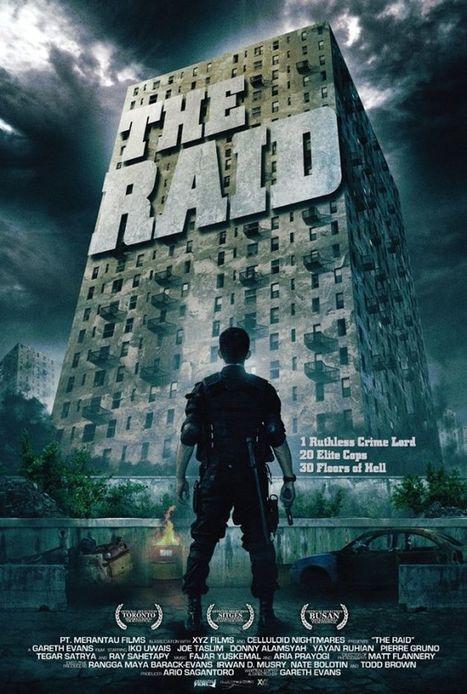 The Raid, la bombe du cinéma d'action venue d'Indonésie | I love cinema | Scoop.it