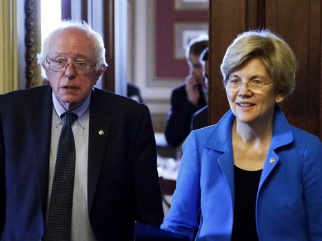 Bernie Sanders and Elizabeth Warren are going after activist hedge funds   Everything You Need to Know           Re: Bernie Sanders   Scoop.it