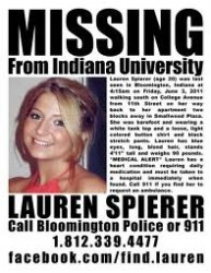 Lauren Spierer, gone a year | Lauren Spierer | Scoop.it
