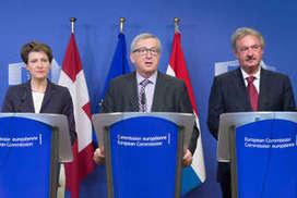 L'UE et la Suisse ont discuté de la libre-circulation | Emploi et formation selon l'UE | Scoop.it