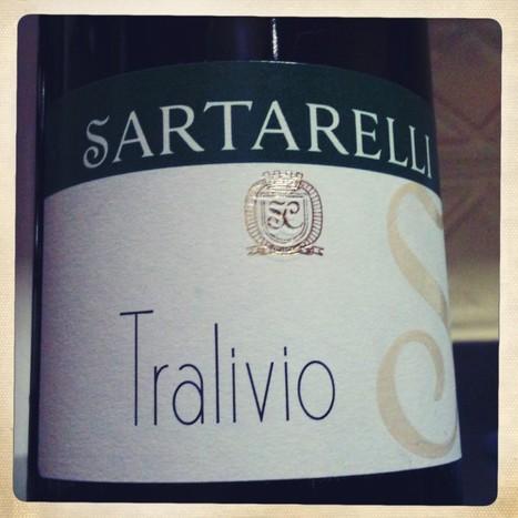 Sartarelli Tralivio Verdicchio 2009 | Wines and People | Scoop.it