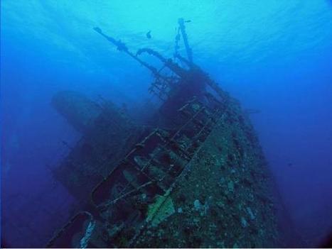 10 Most Incredible Sunken Ships on Earth   Bookyourdive   Scoop.it