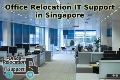 Office Relocation IT Support | Thomas Shaw's Sharing | Scoop.it