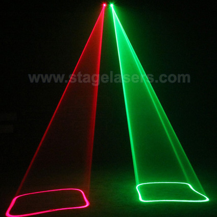 doubles heads green and red CHEAP laser lights for sale with new effect | Laser light show from BOMGOO | Scoop.it