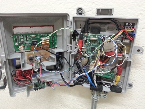 RasPi Hackerspace Security System | inalia | Scoop.it