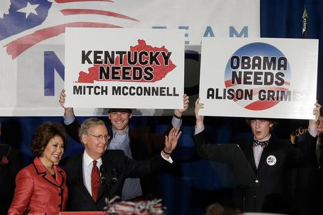 GOP Primary Voters Emphasize Electability Over Tea Party Purity - NBC News | Political Commentary | Scoop.it