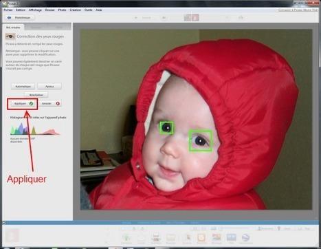 [Tutoriel] Supprimer facilement les yeux rouges sur vos photos avec Picasa | zapwallpaper | Scoop.it