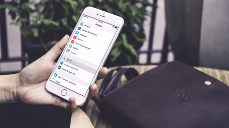 How to back up your iPhone on iTunes, iCloud   Into the Driver's Seat   Scoop.it