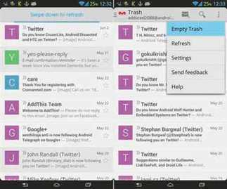 Gmail's new update at android   Technology News   Scoop.it