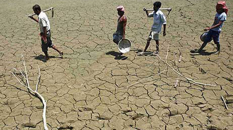 Drought in Marathwada: Ground water levels dipping every year, focus shifts to conservation | Climate Chaos News | Scoop.it